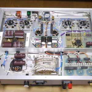 VT-62/801A パラシングルアンプ進捗報告 07/23
