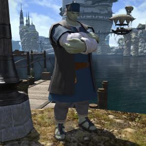 【FF14】中央ラノシアにいるキャラクターを一挙紹介!【世界設定】