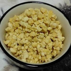 お米の代わりに豆腐チャーハン