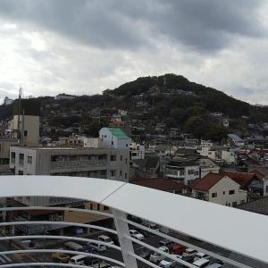 尾道市役所新庁舎を見学