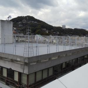 尾道市役所新庁舎を見学パート2