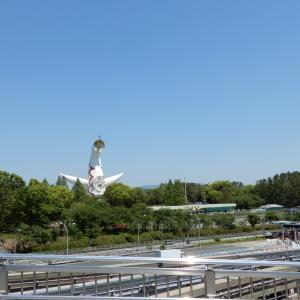大阪万博記念公園その1 太陽の塔