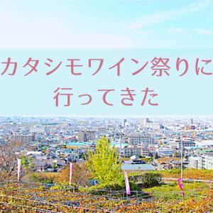 """カタシモワイナリーの葡萄畑でピクニック!""""カタシモワイン祭り""""に行ってきた"""