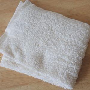 今日は洋裁用雑巾作り