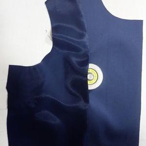ジャケットの製図