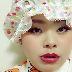 シルクナイトシャップで髪サラサラ!! 目指せ渡辺直美さんヘア!!