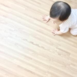 ジョイントマットにカビが!畳の上で行う育児に危険信号!?