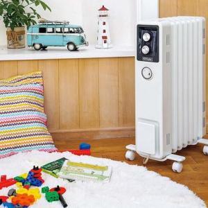 暖房 オイルヒーター