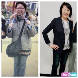 糖質制限では痩せない!!私が証拠です。