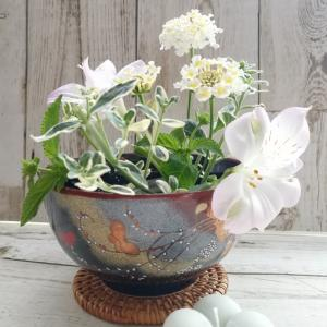 お花とともに丁寧な暮らし