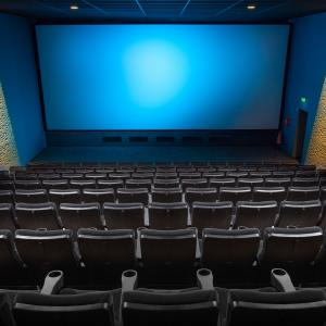 中国で映画館に行く