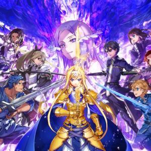 【SAO】ソードアートオンラインの新しいスマホゲームが登場!事前登録でレアアイテムがもらえる!