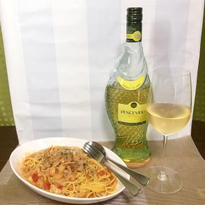 魚🐟を模したオシャレな瓶!イタリア産白ワイン「PESCEVINO Bianca」