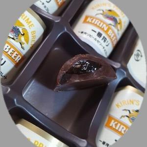 キリンビールの一番搾りビールゼリーチョコレート