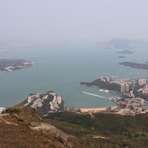 **香港**ディスカバリーベイでハイキング(前編)