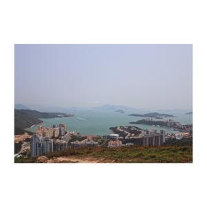 **香港**ディスカバリーベイでハイキング(後編)