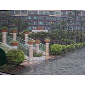 **香港ライフ**降り始めの雨が教えてくれること
