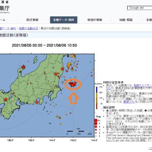 大地震のうわさ