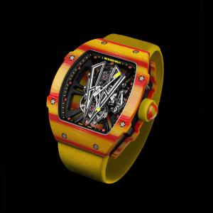 世界の変わった腕時計シリーズ①「リシャールミル トゥールビヨン ラファエル・ナダル」
