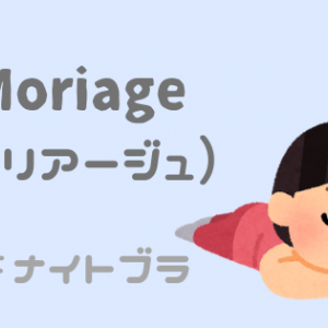 Moriage(モリアージュ)加圧ブラのレビューと口コミまとめ【ナイトブラ】