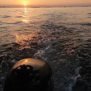 カニ旅行&ボート釣り 2