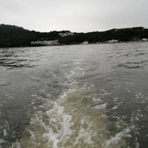 ひさしぶりのボート釣り