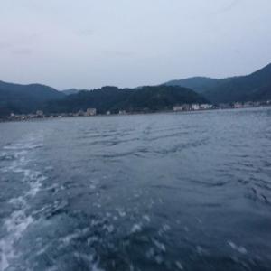ボート釣り遠征