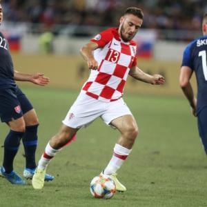 クロアチア代表EURO2020 イングランド、チェコ戦を終えて、予選敗退危機。スコットランド戦に全てを!