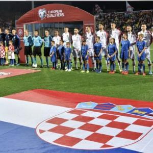 サッカークロアチア代表EURO2020本戦出場決定 3-1で逆転勝ち