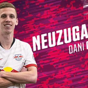 ディナモ・ザグレブ、ダニ・オルモがブンデスのRBライプツィヒへ移籍