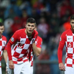 クロアチア代表ユーロ2020に痛手、ディナモザグレブの有望DFが負傷