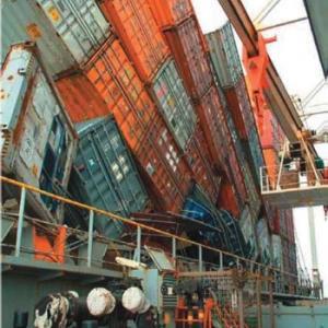 船から海上に落下したコンテナに対して、船籍または船籍港の責任は?