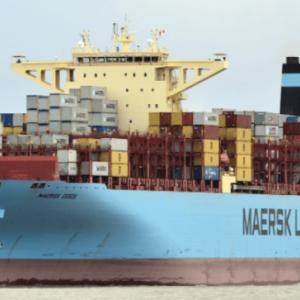 マースクエッセンも海難事故、昨年のONE APUSに続いて…