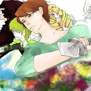 RPG小説「EN-BLADE 〜ドMなお兄ちゃんが異世界で聖剣と神技で伝説を作る!?〜」について