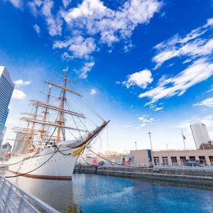 明日は横浜へ。どっか面白い場所はないだろうか?