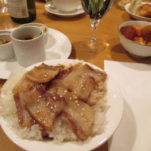 多摩センターの京王プラザホテルのバイキングは美味しいです!