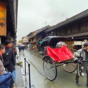 飛騨高山市内 「古い町並み」ぶらり旅
