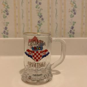 ショットグラス コレクション37〜クロアチア