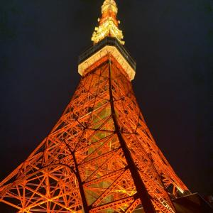 まだ東京タワー