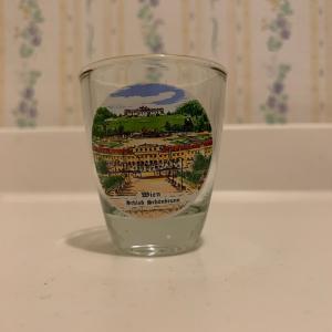 ショットグラス コレクション39〜シェーンブルン宮殿