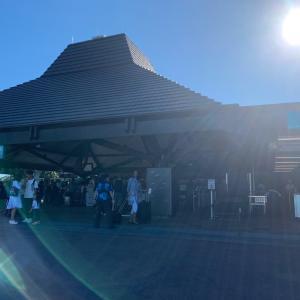 コナ国際空港〜羽田国際空港 HA851便