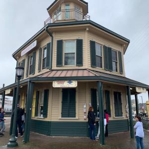 蒸気船@New Orleans
