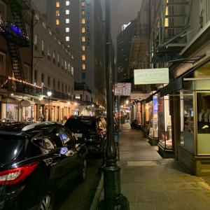 New Orleans 4日目の夜〜観光