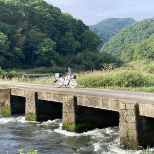 沈下橋〜高山ダム、野見神社の花手水