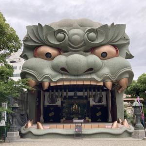 難波八坂神社〜新世界稲荷神社