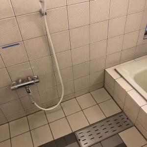ホテル浴室クリーニング