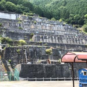 近代化産業遺産・神子畑選鉱場跡/兵庫県朝来市