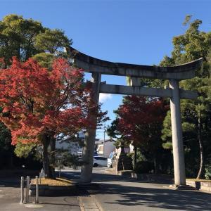 城南宮.神苑の紅葉はまだ見頃でした。/京都伏見区