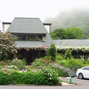 軽井沢レイクガーデンのバラ