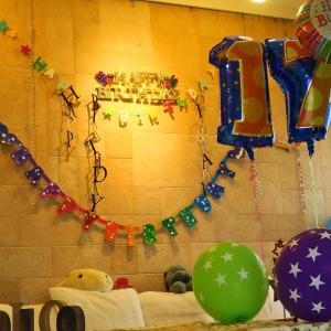 続・Happy birthday to you~DIO17歳~♪